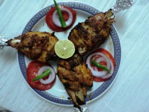Tangdi Kebab